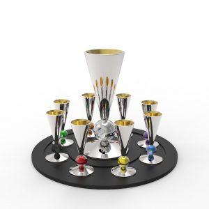 Wine goblets & sets