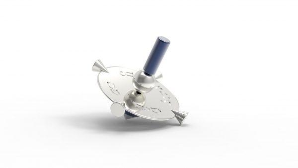 dreidel sevivon silver