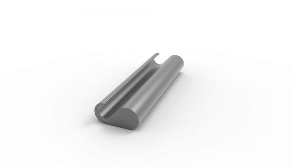 mezuzah anodized aluminum