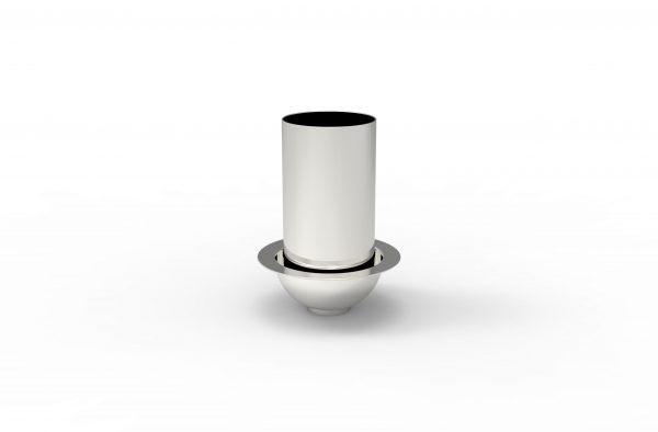 Wine cup silver