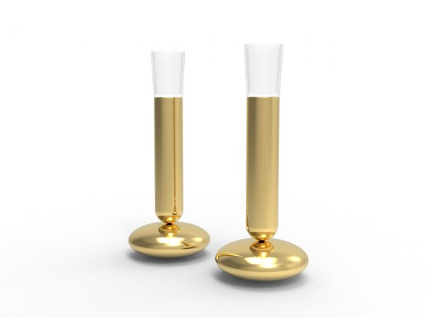 candlesticks nahom gold